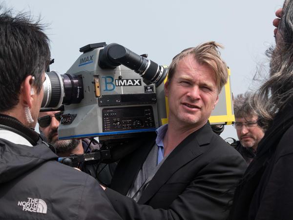 Nolan filmed <em>Dunkirk</em> on the French beach where the evacuation took place.