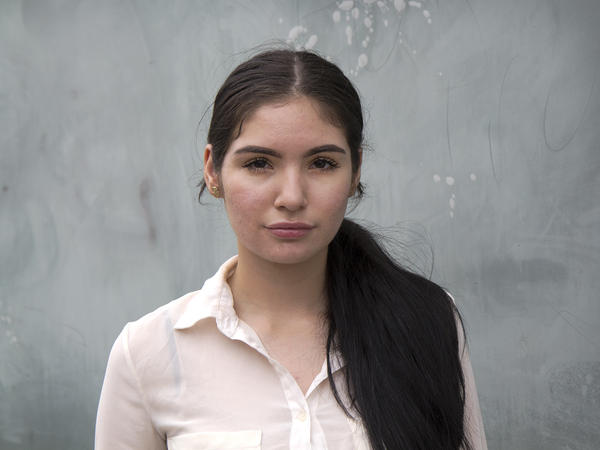 Andrea Zamora, 17, helped develop Oakland Unified School District's new sexual harassment policy.