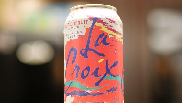 One particular brand of seltzer is having a moment among millennials: LaCroix.