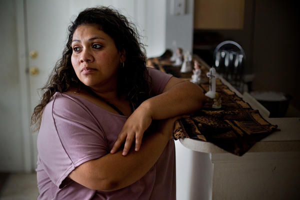 Yuliana Rocha Zamarripa's workers' comp claim for a serious knee injury at work prompted her arrest. She was shuffled from county to immigration jails for a year and blames the sexual abuse of her daughter on her inability to protect her at home.