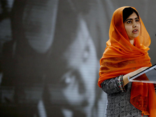"""Malala Yousafzai, the youngest recipient of the Nobel Peace Prize, recently returned from her """"Girl Power Trip,"""" where she visited women around the world and talked with them about education."""