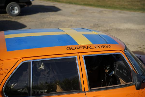 """The General Bork"""