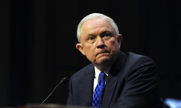 Attorney General Jeff Sessions is testifying before the House Judiciary Committee on Tuesday and is expected to get questions about his oversight of the Justice Department and Trump campaign contacts with Russia in 2016.