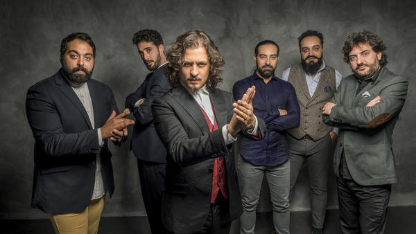 Members of the late guitarist's last touring band make up The Paco de Lucía Project.