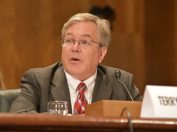 Dr. Terry Horton, chief of addiction medicine and medical director of Project Engage at Christiana Care Health System, testified about opioid addiction before a U.S. Senate committee in May.