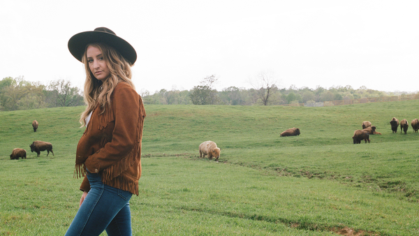 Margo Price's new album, <em>All American Made</em>, is out now.