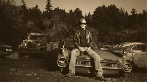 Neil Young & Promise Of The Real's <em>The Visitor</em> is out Dec. 1.