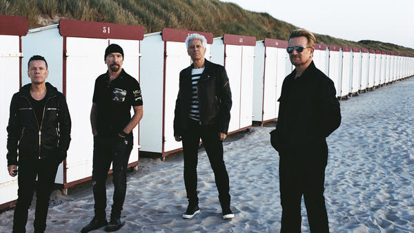 U2's latest album, <em>Songs of Experience</em>, is out now.