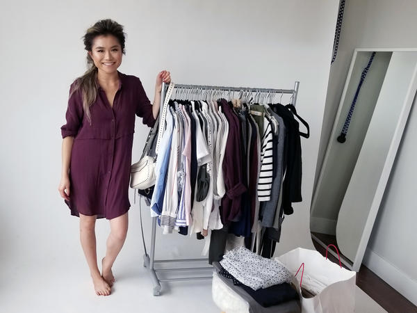 Erica Louie, a YouTuber who goes by Miss Louie, left her corporate job to make fashion videos full time.