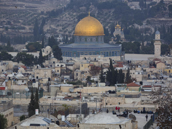 Successive American presidents have signed waivers deferring a congressional act calling for the U.S. Embassy to be moved to Jerusalem. President Trump signed such a waiver in June, saying he wanted to give  U.S.-brokered Israeli-Palestinian peace efforts a chance to succeed. But in recent days, U.S. officials indicated the president was considering moving the embassy.