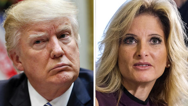 Summer Zervos, a former contestant on <em>The Apprentice,</em> accused President Trump of sexual harassment and has filed a defamation lawsuit against him.