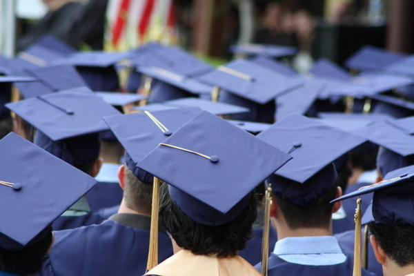 <p>Oregon ranks near the bottom nationally when it comes to 2016 high school graduation rates. Only New Mexico and Nevada rank lower.</p>
