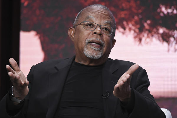 "Henry Louis Gates Jr. participates in the ""Finding Your Roots"" panel during the PBS portion of the 2017 Summer TCA's at the Beverly Hilton Hotel on Monday, July 31, 2017, in Beverly Hills, Calif. (Photo by Richard Shotwell/Invision/AP)"