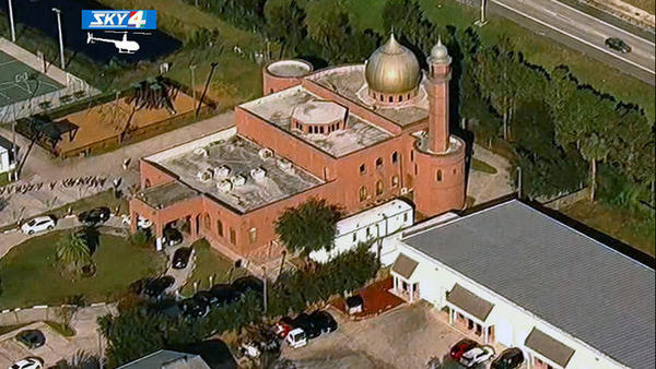 The Islamic Center of North East Florida in Jacksonville.