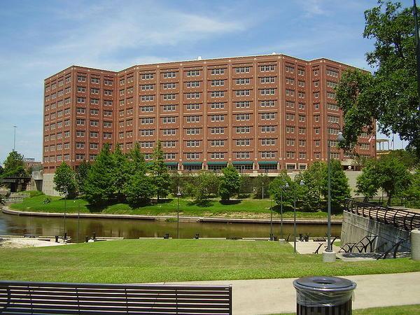 Harris County jail.