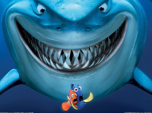 Promo for 'Finding Nemo,' 2003