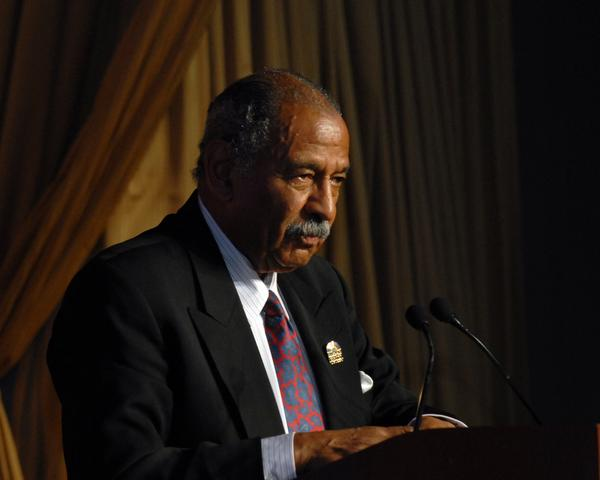 Now that John Conyers has resigned, who will replace him?