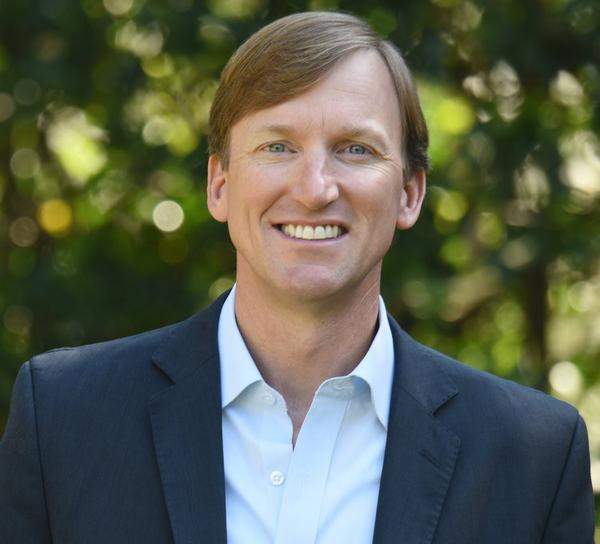 Andrew White, son of former governor, Mark White, will seek the Democratic nomination for governor in 2018.