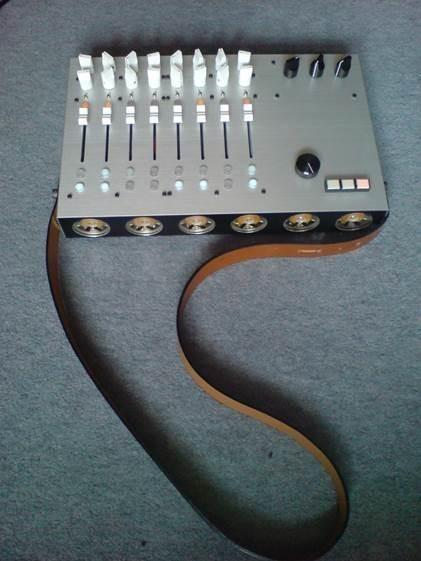 The homebrewed synth that got Tatsuya Takahashi his engineer job.