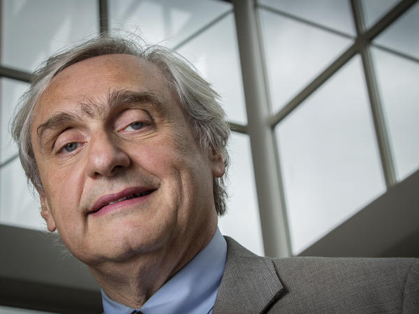 Federal appeals judge Alex Kozinski, seen in 2014, has been accused of sexual harassment by six women who worked for him.