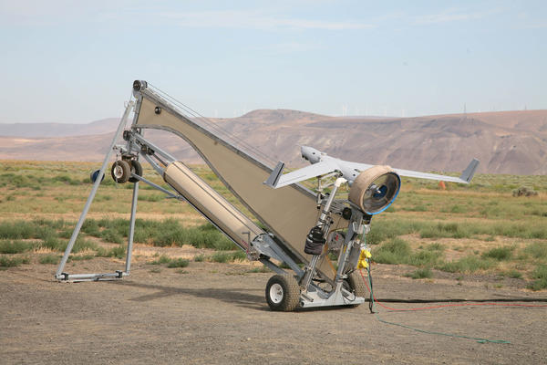 Insitu uses engines built by Orbital Corporation to power its ScanEagle UAV.
