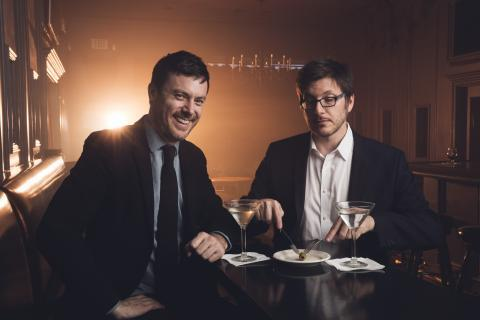 Brendan Francis Newnam and Rico Gagliano say forget brunch- throw a dinner party.