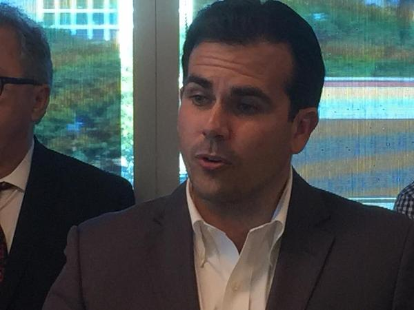 Puerto Rico Gov. Ricardo Rosselló says Florida Republicans who supported the new tax bill have betrayed islanders.