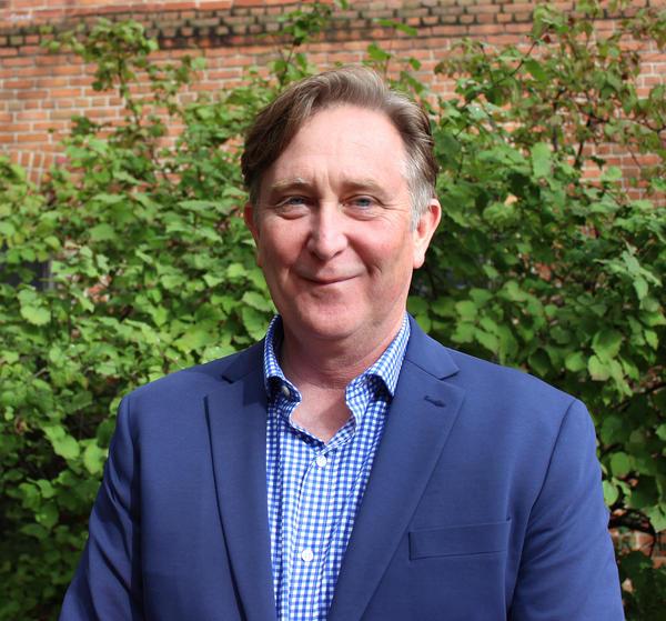 Author Doug Stanton