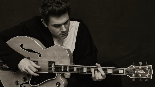 """I realized that it doesn't fit me to be any bigger than the music is,"" John Mayer says. ""It was like me walking around with a really tight shirt for a couple of years."""