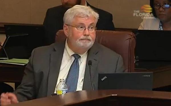 State Senator Jack Latvala (R-Clearwater).