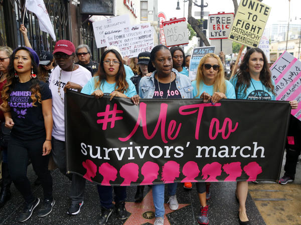 "In the wake of the ""Me Too"" movement, more victims of sexual harassment and assault continue to come forward."