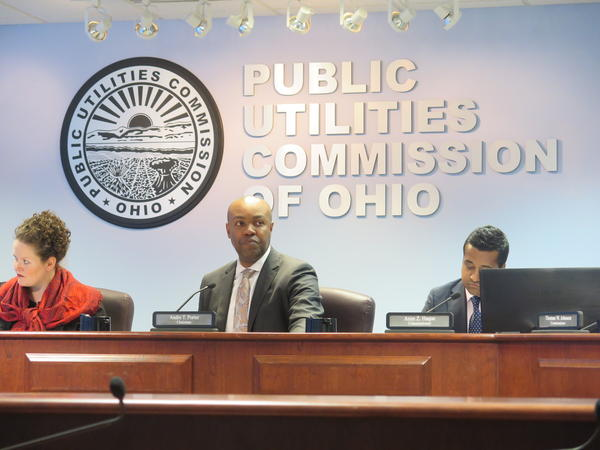 Andre Porter resigned as chair of the Public Utilities Commission in 2016.