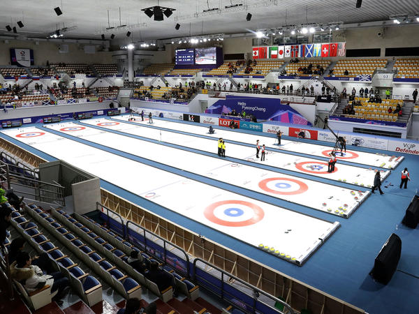 For next year's Winter Olympics in South Korea, NBC will broadcast the action live to American TV audiences from the Gangneung Curling Centre and other venues.