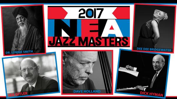 2017 NEA Jazz Masters