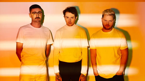 alt-J's new album, <em>Relaxer</em>, is out June 2.