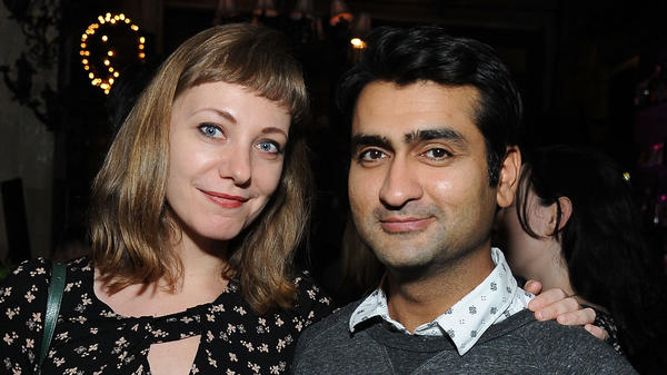 Married co-writers Emily V. Gordon and Kumail Nanjiani based the romantic comedy <em>The Big Sick</em> on their own love story.