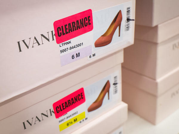 """Ivanka Trump's brand has been the target of boycotts and """"buycotts"""" in recent months, as Americans have been expressing their values with their wallets."""