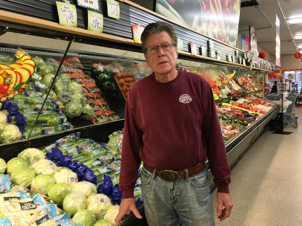 After a previous grocery store closed in Moville, Iowa, residents recruited nearby grocer Chet Davis to manage a new location of Chet's Foods.
