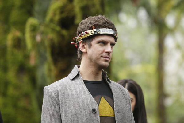 Dan Stevens plays the silent, sullen and jittery David Haller in <em>Legion</em>.