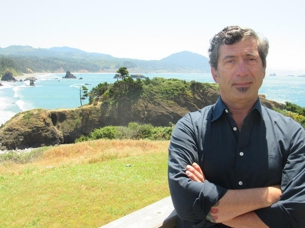 Biologist Tom Calvanese runs Oregon State University's field station at Port Orford. The facility houses research, hosts scientific meetings and holds marine science training courses.