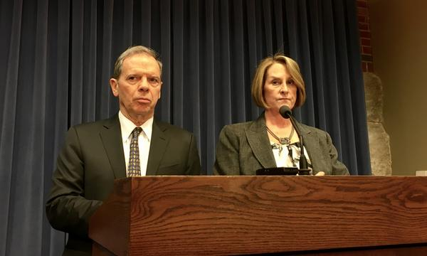 The year began with Senate President John Cullerton and Minority Leader Christine Radogno announcing what would become known as the grand bargain to end the budget stalemate. It never passed.