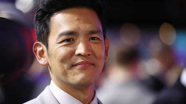Actor John Cho at the<em> Star Trek Beyond</em> premiere in Sydney, Australia.