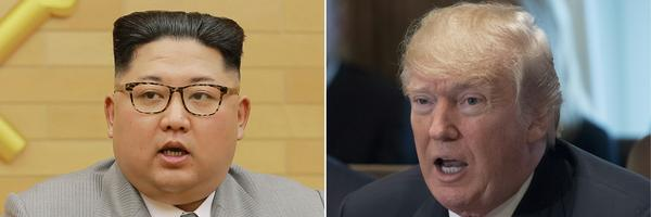 "In another tweet, President Trump again referred to North Korean leader Kim Jong Un as ""Rocket man"" and implied that U.S.-led sanctions against Pyongyang had caused the regime to open dialogue with Seoul."