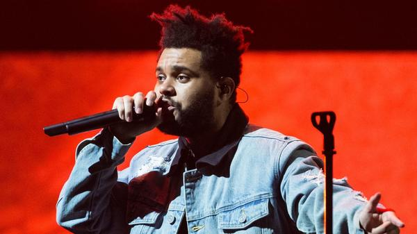 The Weeknd will headline Coachella 2018 along with Beyonce and Eminem.