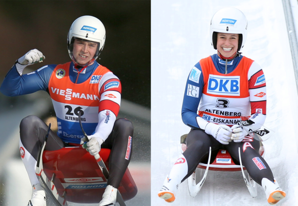 Tucker West and Emily Sweeney will compete in the 2018 Winter Olympics.