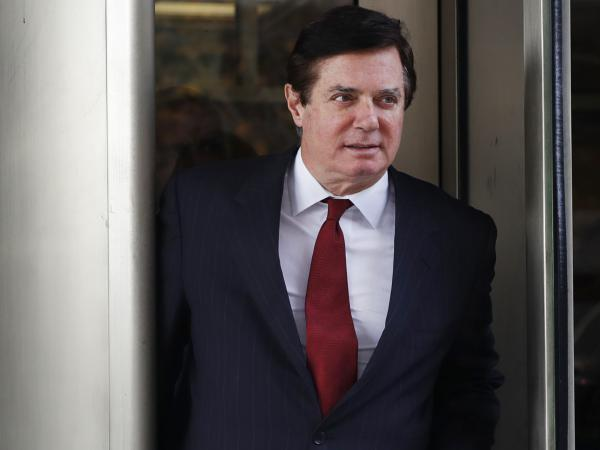 Former Trump campaign chairman Paul Manafort and business associate Rick Gates face money laundering and other charges as part of the special counsel's investigation into possible coordination between the Trump campaign and Russia.