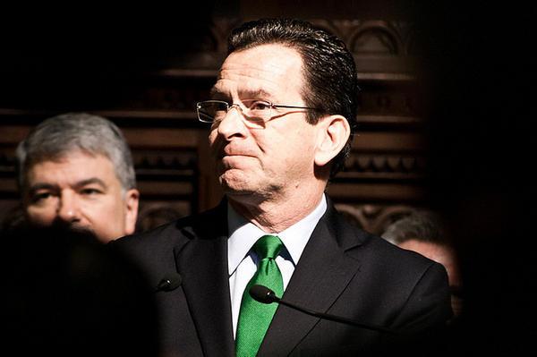 Governor Dannel Malloy (file photo)