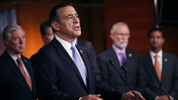 Rep. Darrell Issa, R-Calif., announced Wednesday that he is retiring from Congress and would not be seeking re-election, the 31st House Republican to do so.