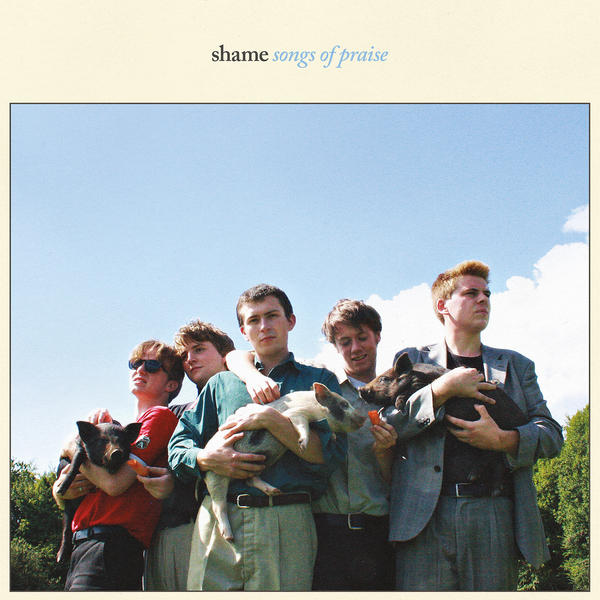 Shame's debut album, <em>Songs Of Praise</em>, is out now.
