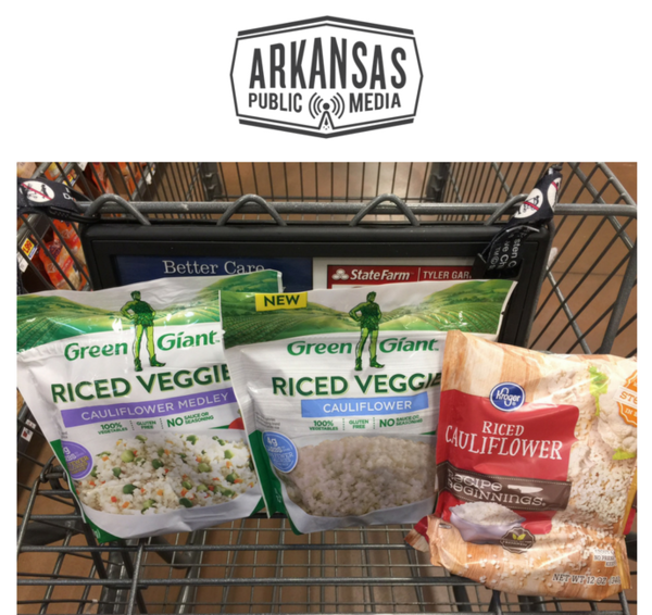 "Products, such as these, that use the words ""rice"" or ""riced"" but contain vegetables instead of the grain are raising the ire of Arkansas's rice industry."